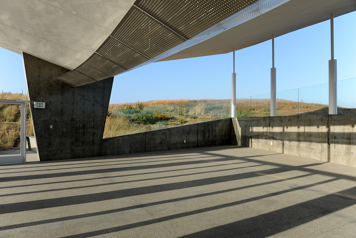 Baldwin Hills Scenic Overlook, Los Angeles, California by Safdie Rabines Architects