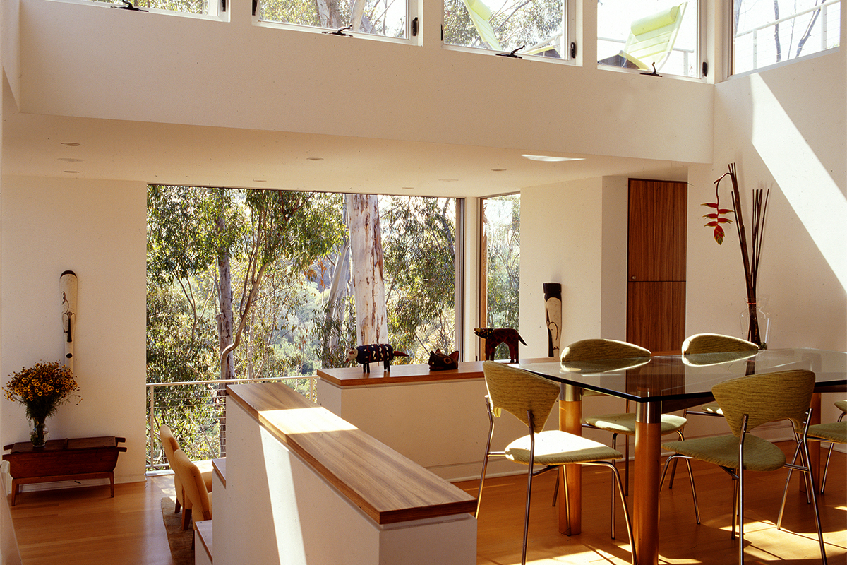 Tree House by Safdie Rabines Architects, San Diego