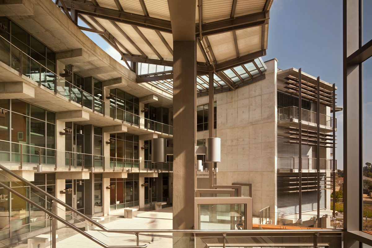 Structural & Materials Engineering Building | Safdie Rabines Architects