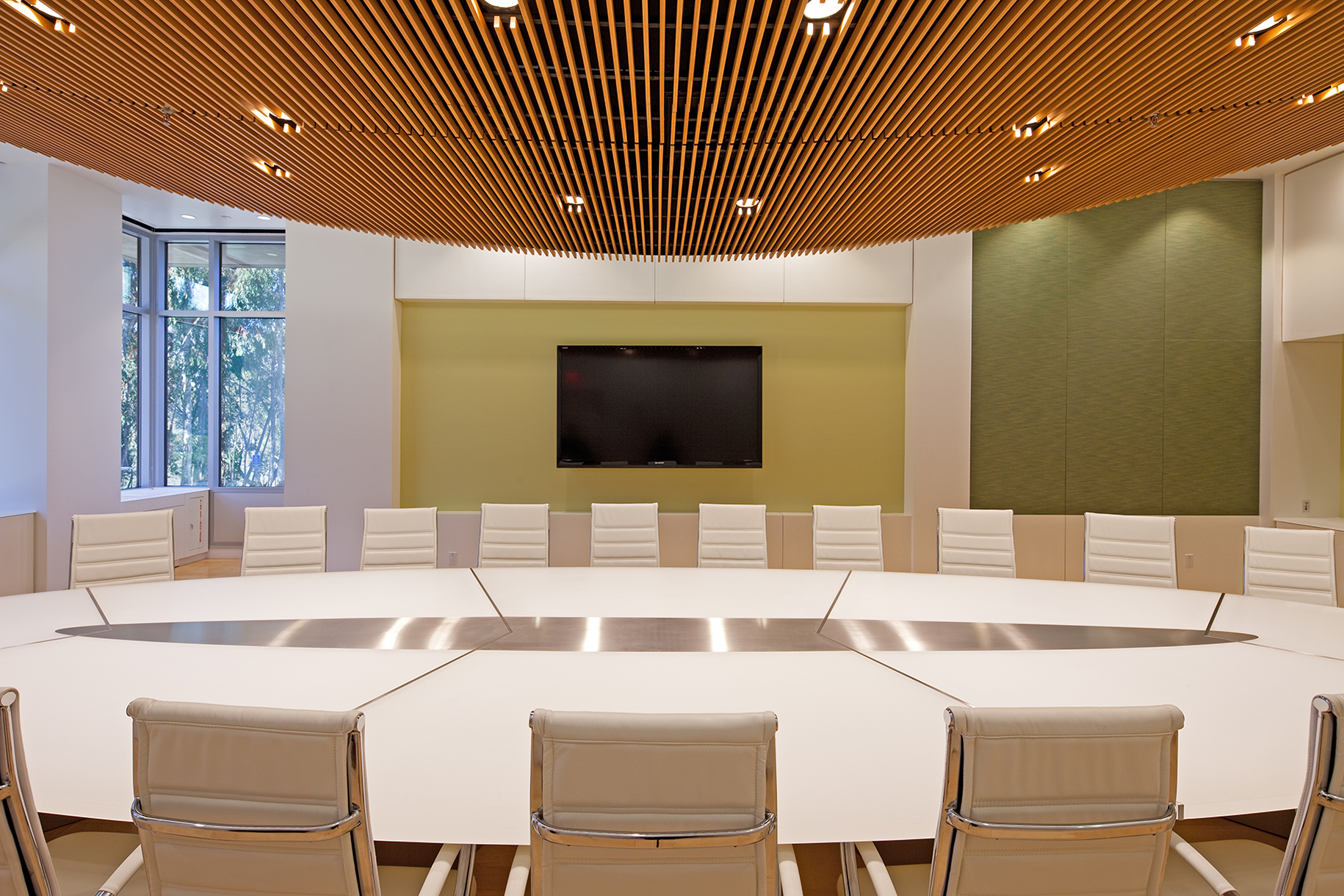 Jacobs Board Room by SRI