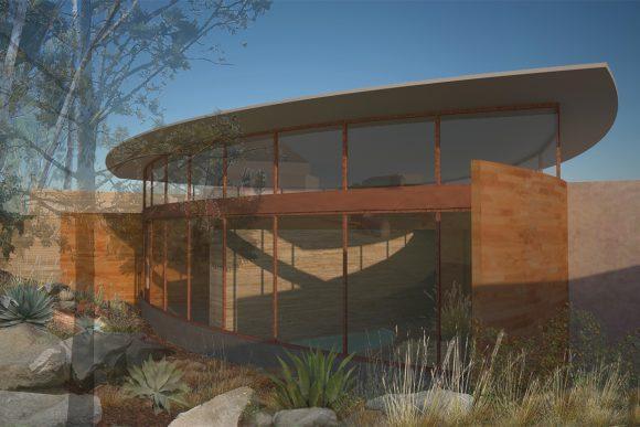 Community Mikvah Waters of Eden by Safdie Rabines Architects