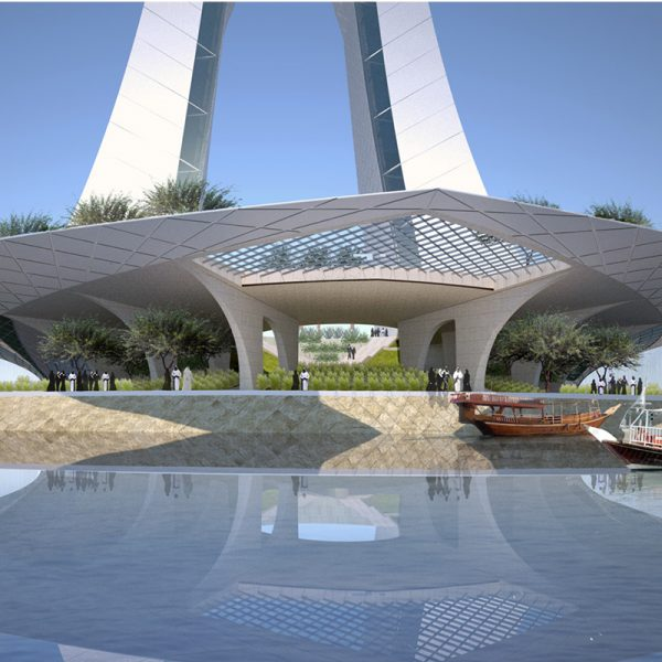 Lusail Iconic Structure