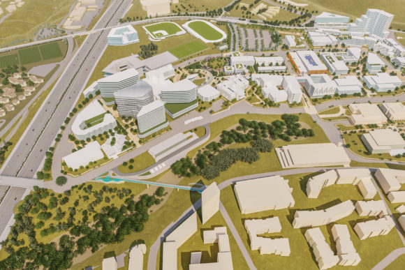 UCSD_East_Campus_Health_Sciences_Visioning_Study