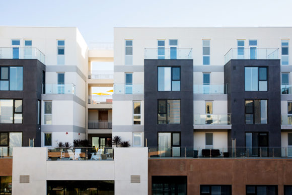 Block C @North City by Safdie Rabines Architects