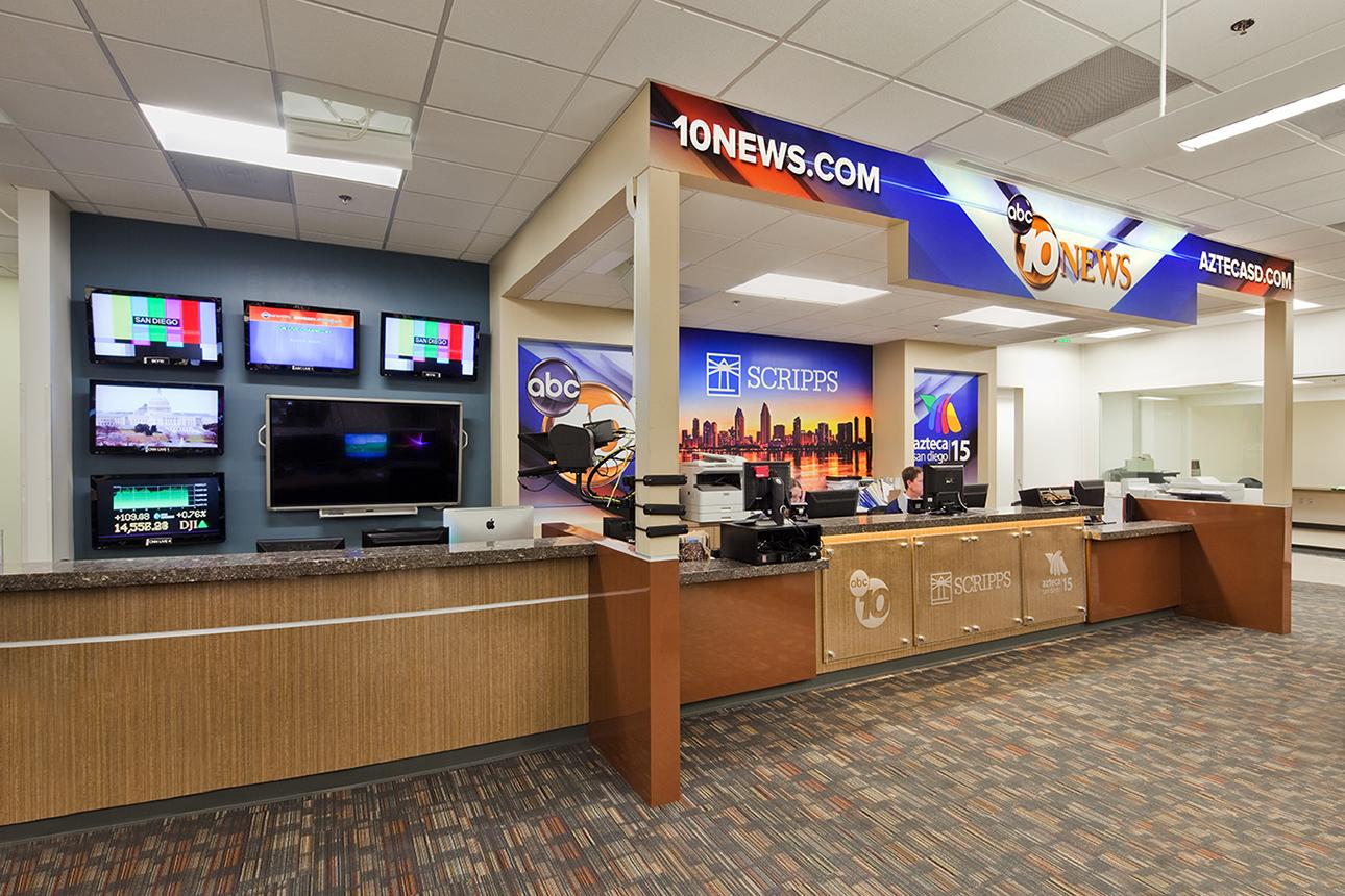 KGTV Newsroom