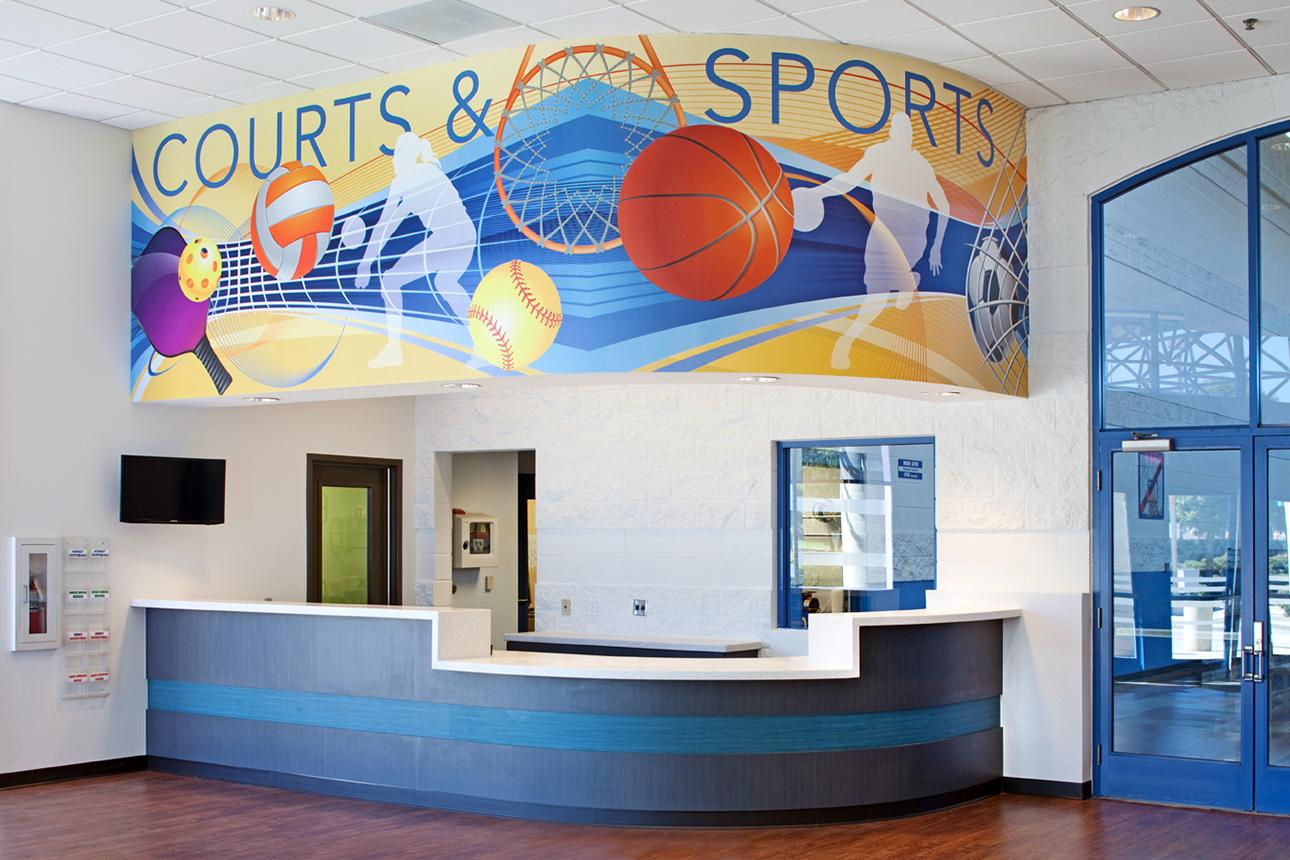 Corky Smith Community Gymnasium