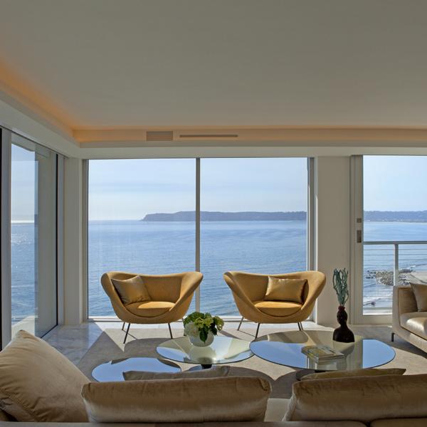 Ocean View Condo by Safdie Rabines